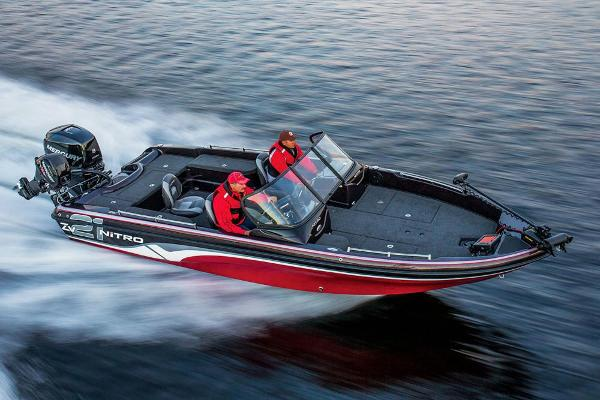 2016 Nitro boat for sale, model of the boat is ZV21 & Image # 7 of 165