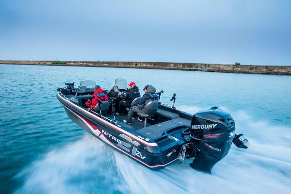 2016 Nitro boat for sale, model of the boat is ZV21 & Image # 17 of 165