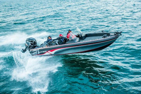 2016 Nitro boat for sale, model of the boat is ZV21 & Image # 18 of 165
