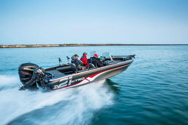 2016 Nitro boat for sale, model of the boat is ZV21 & Image # 19 of 165