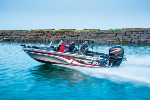 2016 Nitro boat for sale, model of the boat is ZV21 & Image # 20 of 165