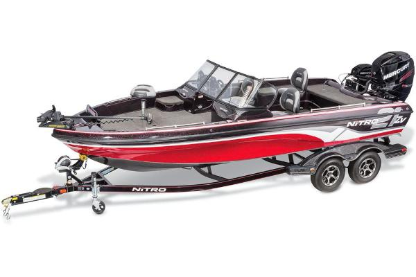 2016 Nitro boat for sale, model of the boat is ZV21 & Image # 31 of 165