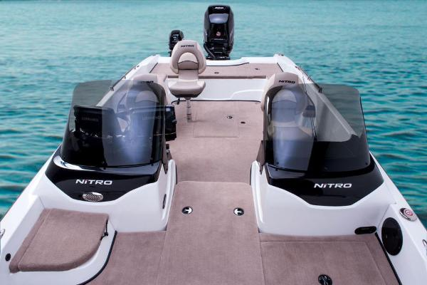 2016 Nitro boat for sale, model of the boat is ZV21 & Image # 33 of 165