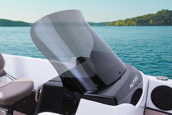 2016 Nitro boat for sale, model of the boat is ZV21 & Image # 38 of 165