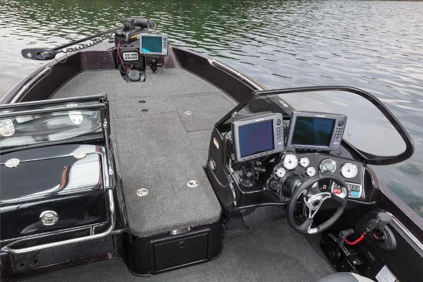 2016 Nitro boat for sale, model of the boat is ZV21 & Image # 137 of 165