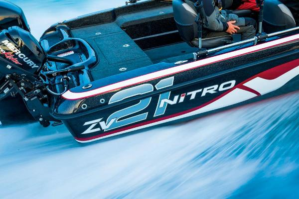 2016 Nitro boat for sale, model of the boat is ZV21 & Image # 157 of 165