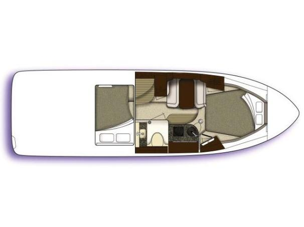 Manufacturer Provided Image: Optional cabin layout.