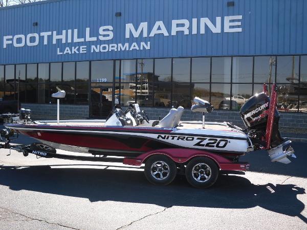 2016 Nitro boat for sale, model of the boat is Z20 & Image # 1 of 36