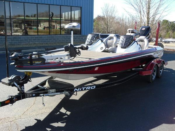 2016 Nitro boat for sale, model of the boat is Z20 & Image # 9 of 36