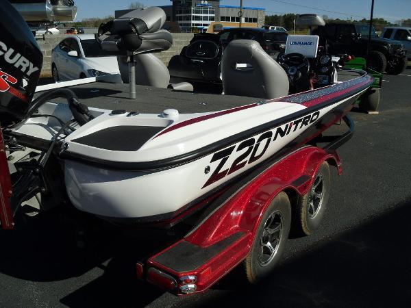 2016 Nitro boat for sale, model of the boat is Z20 & Image # 19 of 36