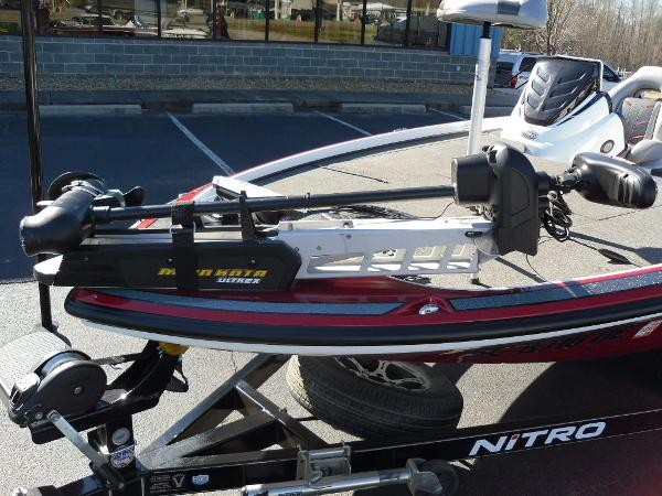 2016 Nitro boat for sale, model of the boat is Z20 & Image # 34 of 36