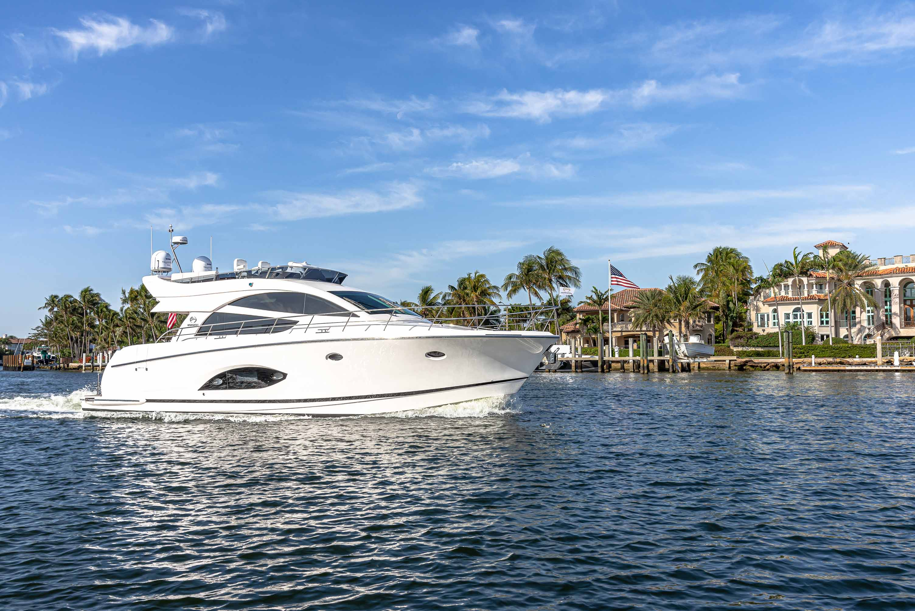 Picture Of:  56' Horizon E56 2020Yacht For Sale | 21