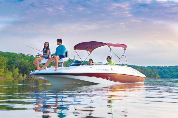 2020 Tahoe boat for sale, model of the boat is 215 Xi & Image # 6 of 14