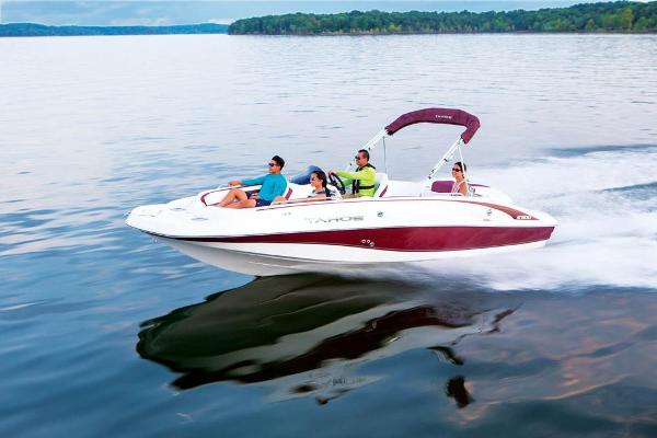 2020 Tahoe boat for sale, model of the boat is 215 Xi & Image # 7 of 14