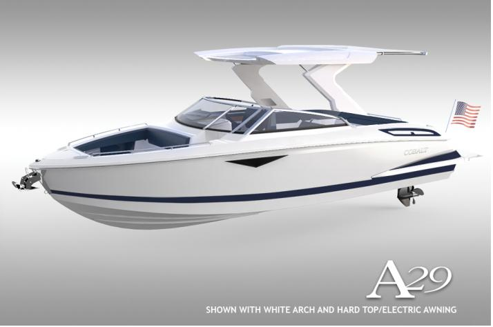 2022 Cobalt A29 #C9024I inventory image at Sun Country Coastal in Newport Beach