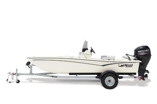 2020 Mako boat for sale, model of the boat is Pro Skiff 15 CC & Image # 4 of 39