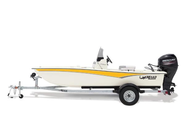 2020 Mako boat for sale, model of the boat is Pro Skiff 15 CC & Image # 8 of 39