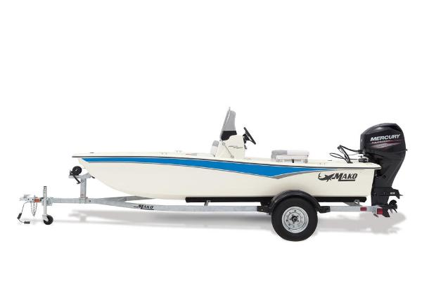 2020 Mako boat for sale, model of the boat is Pro Skiff 15 CC & Image # 7 of 39