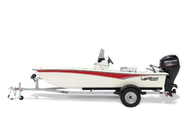 2020 Mako boat for sale, model of the boat is Pro Skiff 15 CC & Image # 5 of 39