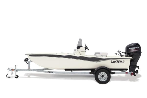 2020 Mako boat for sale, model of the boat is Pro Skiff 15 CC & Image # 6 of 39