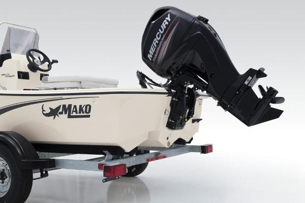 2020 Mako boat for sale, model of the boat is Pro Skiff 15 CC & Image # 36 of 39