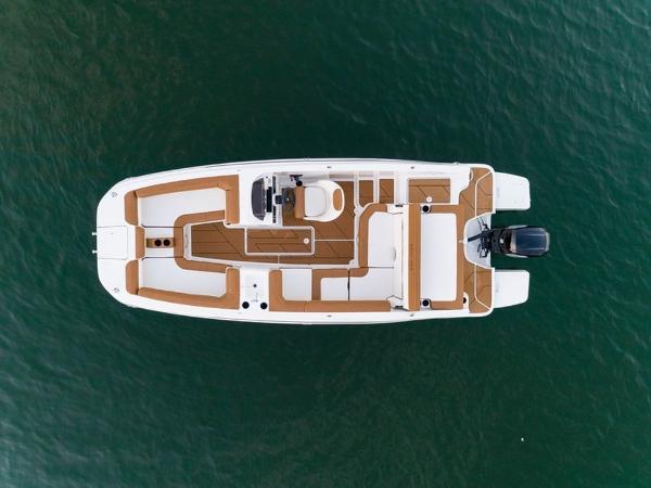 2021 Bayliner boat for sale, model of the boat is DX2000 & Image # 12 of 48