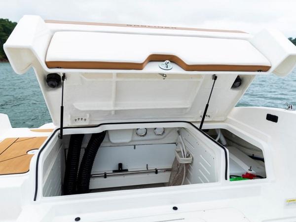 2021 Bayliner boat for sale, model of the boat is DX2000 & Image # 18 of 48