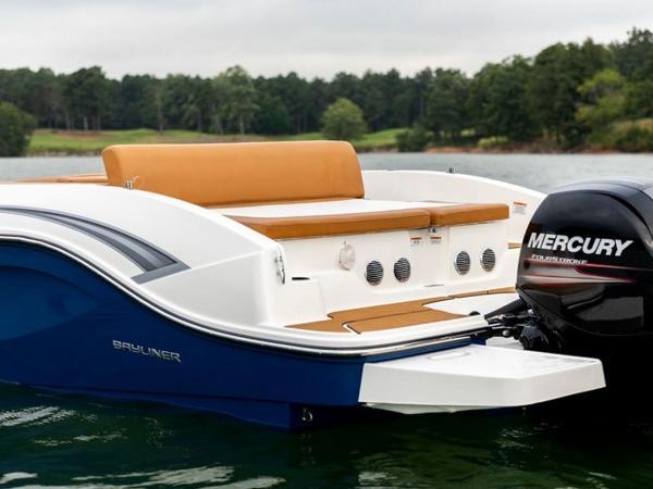 2021 Bayliner boat for sale, model of the boat is DX2000 & Image # 19 of 48