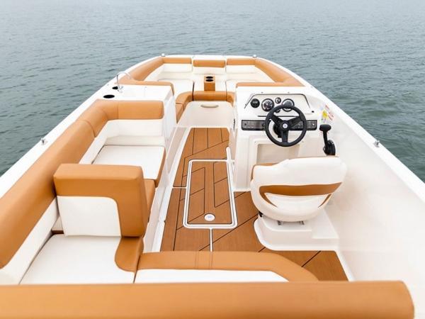 2021 Bayliner boat for sale, model of the boat is DX2000 & Image # 20 of 48