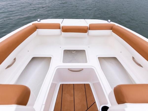 2021 Bayliner boat for sale, model of the boat is DX2000 & Image # 23 of 48