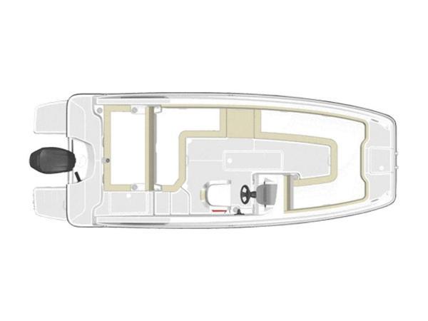 2021 Bayliner boat for sale, model of the boat is DX2000 & Image # 25 of 48