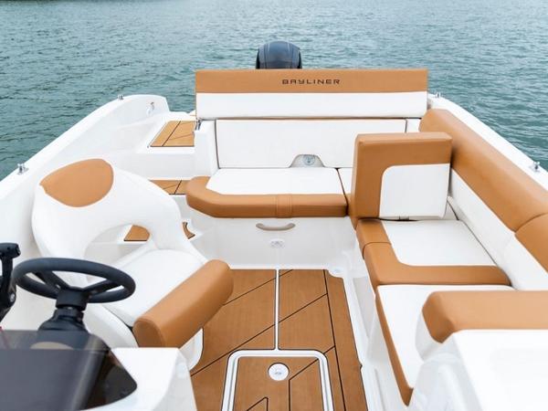 2021 Bayliner boat for sale, model of the boat is DX2000 & Image # 30 of 48