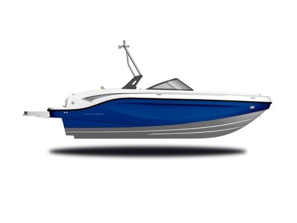 2021 Bayliner boat for sale, model of the boat is DX2000 & Image # 32 of 48
