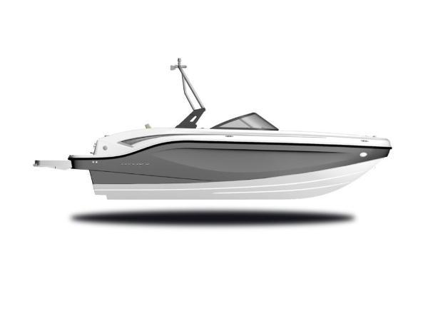 2021 Bayliner boat for sale, model of the boat is DX2000 & Image # 35 of 48