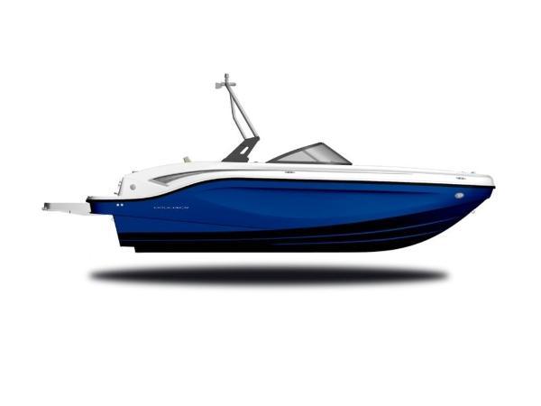 2021 Bayliner boat for sale, model of the boat is DX2000 & Image # 39 of 48