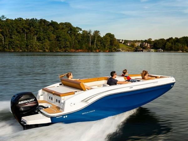 2021 Bayliner boat for sale, model of the boat is DX2000 & Image # 40 of 48