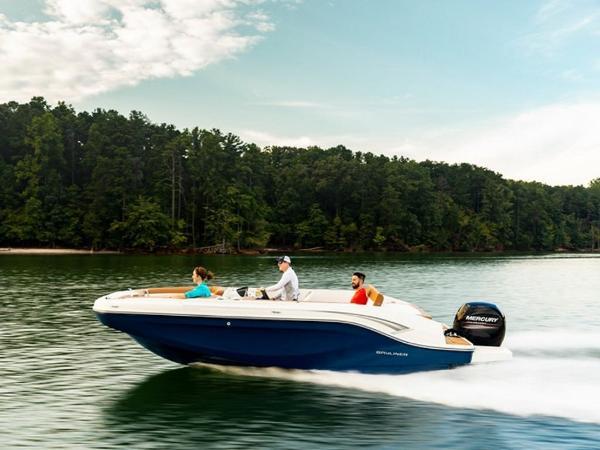 2021 Bayliner boat for sale, model of the boat is DX2000 & Image # 44 of 48
