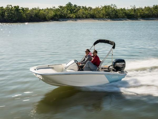 2021 Boston Whaler boat for sale, model of the boat is 130 Super Sport & Image # 1 of 36