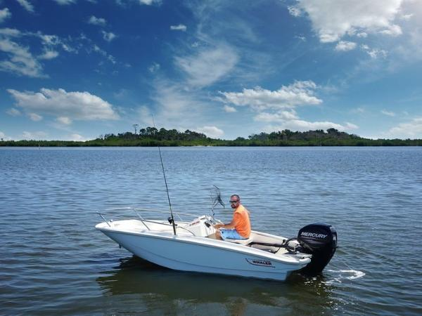 2021 Boston Whaler boat for sale, model of the boat is 130 Super Sport & Image # 2 of 36