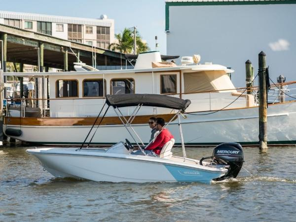 2021 Boston Whaler boat for sale, model of the boat is 130 Super Sport & Image # 3 of 36