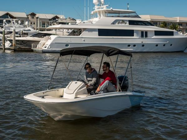 2021 Boston Whaler boat for sale, model of the boat is 130 Super Sport & Image # 5 of 36