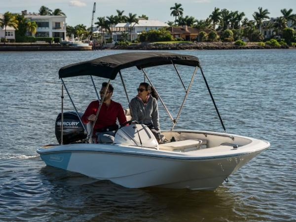 2021 Boston Whaler boat for sale, model of the boat is 130 Super Sport & Image # 8 of 36
