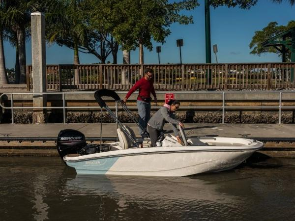 2021 Boston Whaler boat for sale, model of the boat is 130 Super Sport & Image # 23 of 36