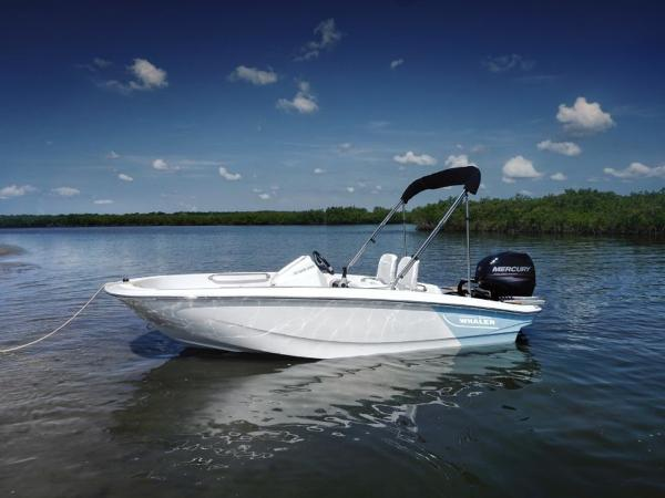 2021 Boston Whaler boat for sale, model of the boat is 130 Super Sport & Image # 24 of 36