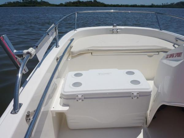 2021 Boston Whaler boat for sale, model of the boat is 130 Super Sport & Image # 33 of 36