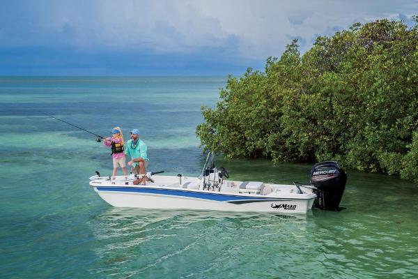 2020 Mako boat for sale, model of the boat is Pro Skiff 17 CC & Image # 8 of 45