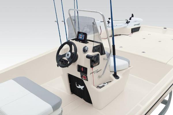 2020 Mako boat for sale, model of the boat is Pro Skiff 17 CC & Image # 22 of 45