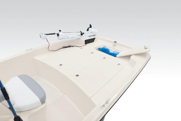2020 Mako boat for sale, model of the boat is Pro Skiff 17 CC & Image # 19 of 45