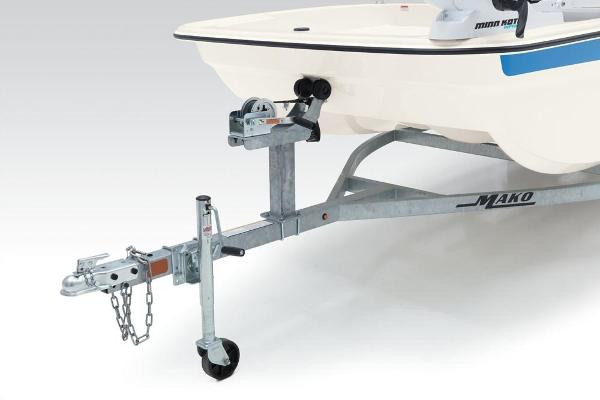 2020 Mako boat for sale, model of the boat is Pro Skiff 17 CC & Image # 33 of 45