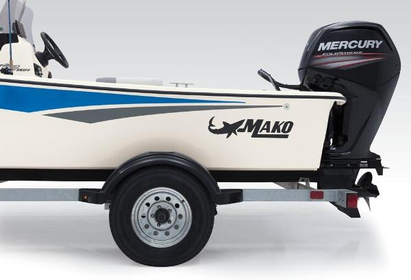 2020 Mako boat for sale, model of the boat is Pro Skiff 17 CC & Image # 35 of 45